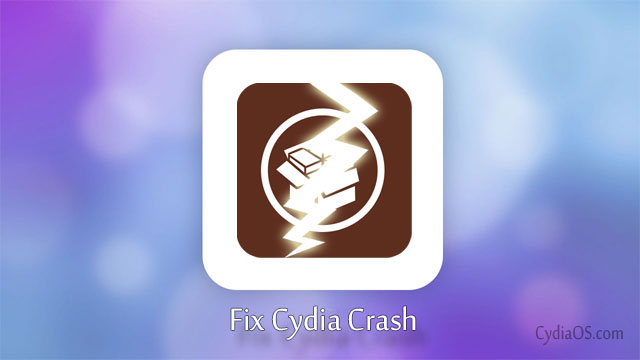 Cydia App Crashing Fixing