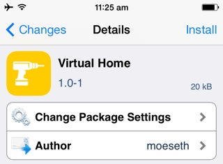 virtual-home free cydia tweak